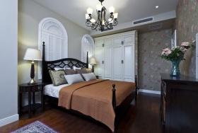 地中海风格卧室装修效果图片
