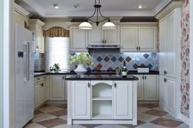 休闲地中海风格厨房装饰案例