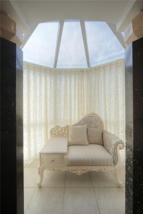 欧式浪漫雅致休闲沙发装修美图赏析