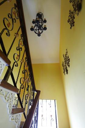 欧式风格楼梯设计欣赏