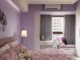 休闲田园风格卧室设计欣赏