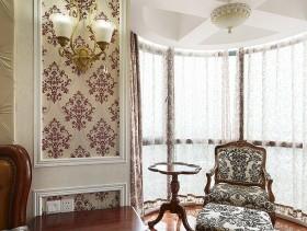 优美雅致欧式风格休闲阳台欣赏