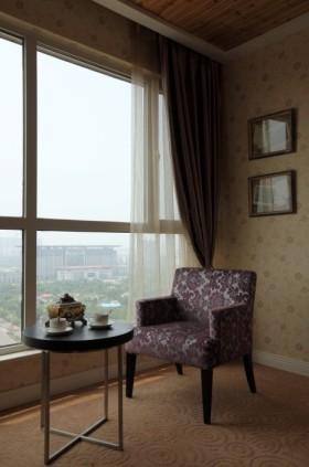 欧式精美优雅休闲沙发装饰设计图片