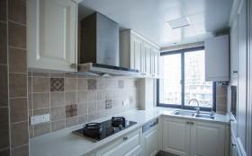 美式蓝色厨房橱柜设计赏析