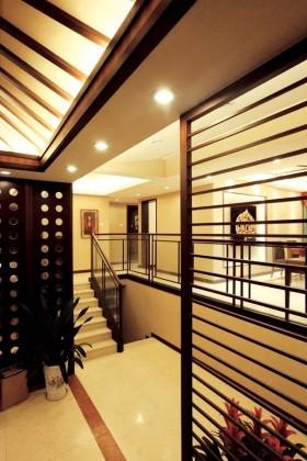 2016东南亚风格玄关设计