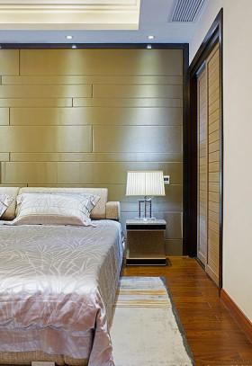 新古典风格卧室衣柜装潢案例