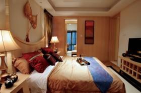 浪漫异域风格东南亚卧室设计赏析