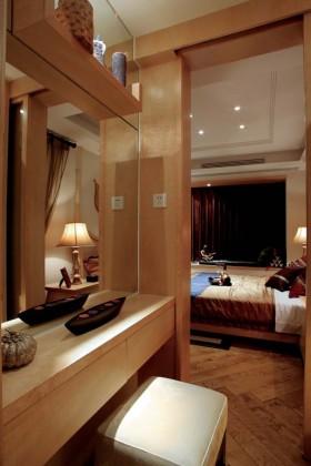 优雅简约东南亚风格梳妆台设计