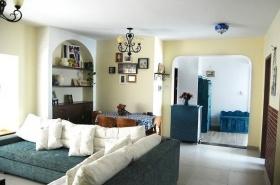 休闲地中海风格客厅吊顶装潢