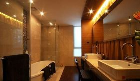 2016新古典风格卫生间装修布置