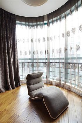 欧式风格窗帘装修效果图设计