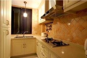 2016欧式风格厨房装修效果图