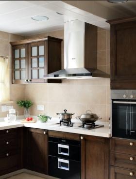 新古典厨房吊顶装饰设计图片