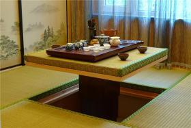 雅致中式风格榻榻米装修图