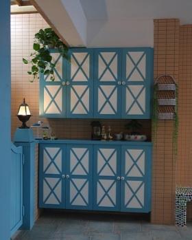 地中海风格橱柜装饰设计图片