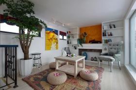 2016东南亚风格书房设计欣赏