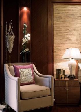 东南亚风格雅致休闲沙发装修欣赏