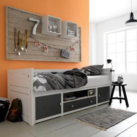 橙色创意个性欧式儿童房赏析