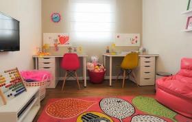 2016欧式时尚儿童房设计欣赏