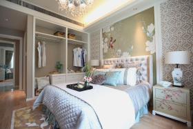 雅致中式风格卧室衣柜赏析