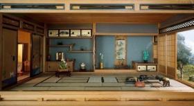 新古典风格榻榻米装修设计欣赏