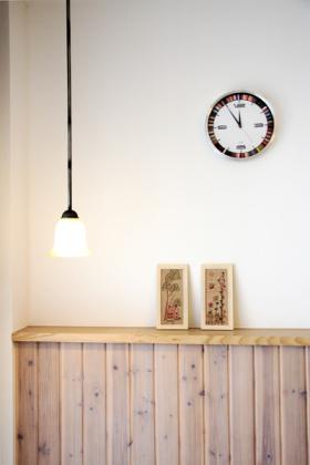 白色创意简约素雅背景墙装潢案例