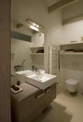 米色宜家风格卫生间装修设计