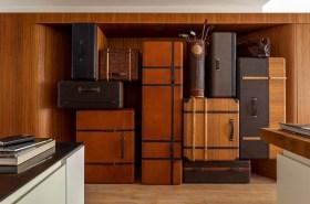 个性创意混搭风格收纳柜设计赏析