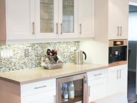 2016简约风格白色厨房设计赏析