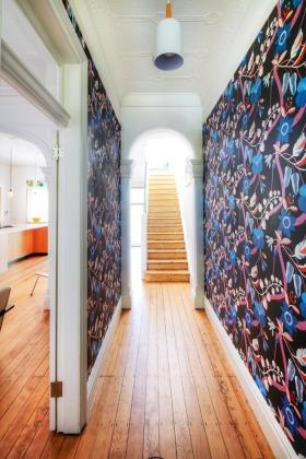 米色清新地中海风格楼梯效果图设计
