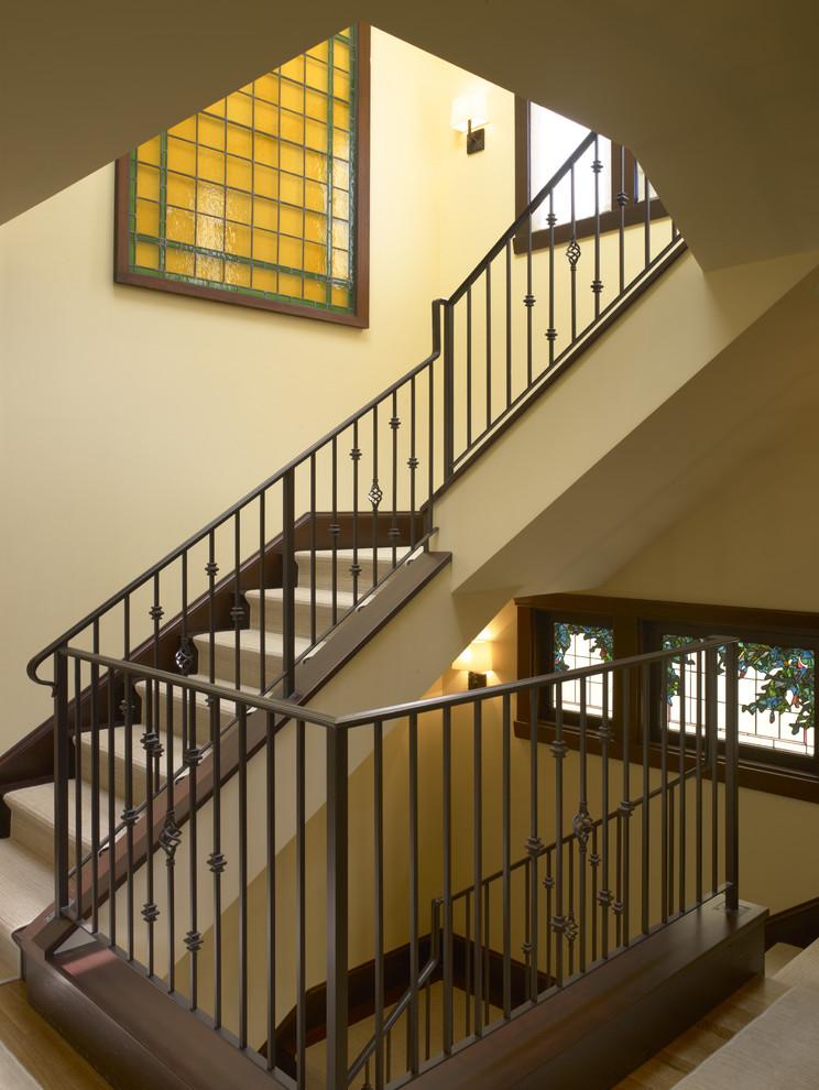 2016欧式风格楼梯装修布置