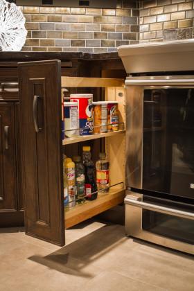 2016新古典厨房橱柜装潢设计