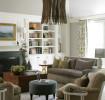 宜家风格舒适米色客厅效果图赏析