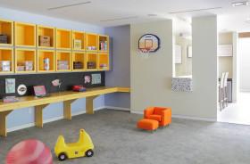 简约风格儿童房装修效果图片