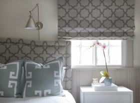 简约风格精致温馨雅致卧室局部装饰设计图片