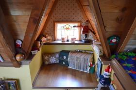2016美式风格儿童房装修图片