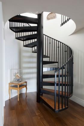 2016混搭风格时尚楼梯设计赏析
