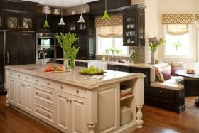 简欧风格厨房图片