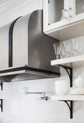 2016中式风格厨房橱柜美图