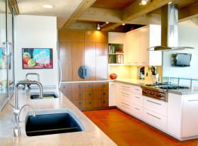 2016东南亚风格厨房装潢案例