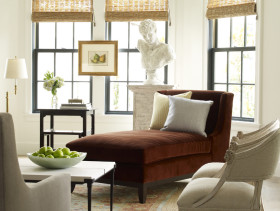 大气别墅艺术风格简约客厅装潢