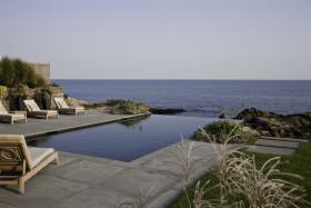 时尚现代风格别墅泳池设计图片欣赏