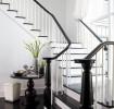 美式简洁楼梯装修案例欣赏