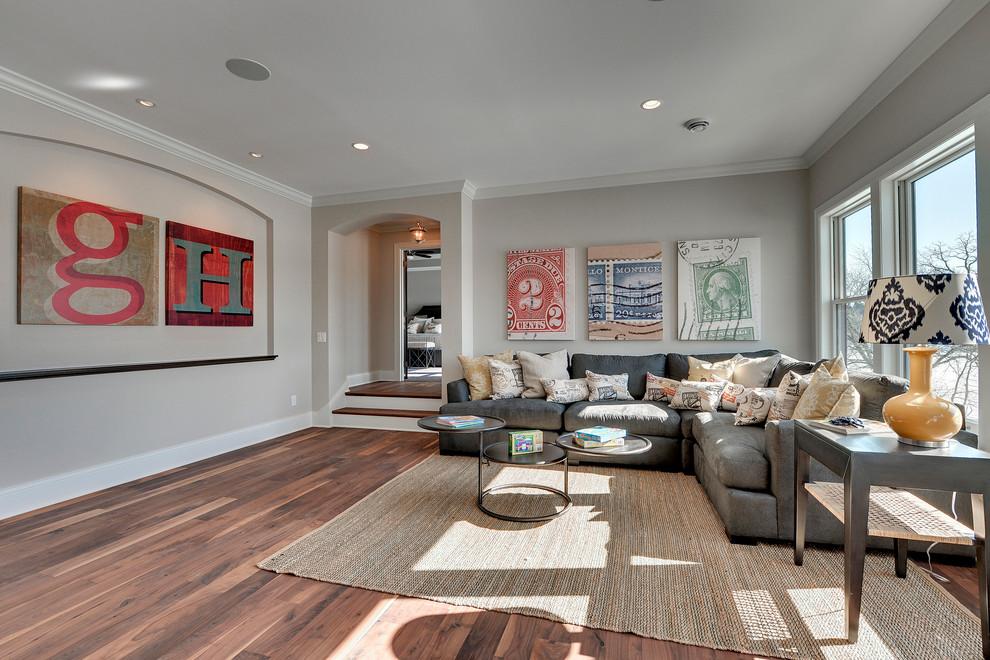 宜家风格白色清新客厅装修图片