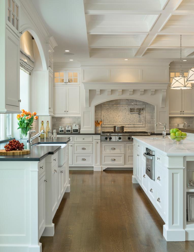白色清爽欧式风格厨房效果图欣赏