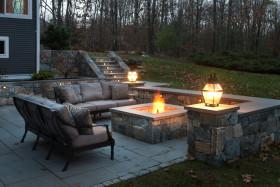 美式休闲花园装潢设计