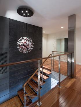 现代时尚楼梯设计欣赏