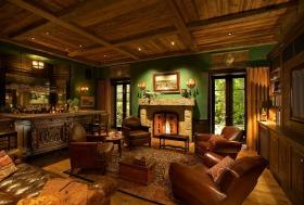 东南亚风格客厅图片欣赏