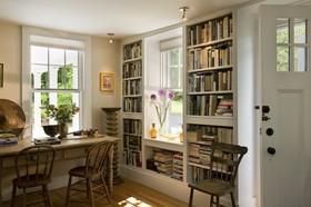 美式休闲书房设计案例