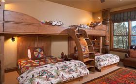 简欧风格儿童房装修设计